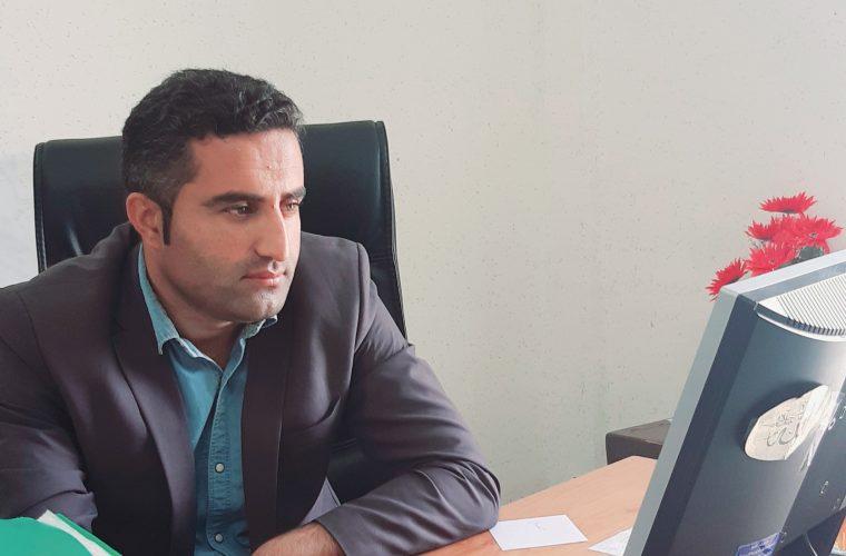 سرپرست جدید هیئت بسکتبال شهرستان بهمئی منصوب شد + حکم